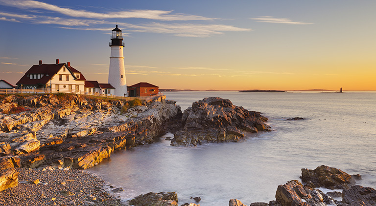 Coastal Properties in Cape Elizabeth, Maine